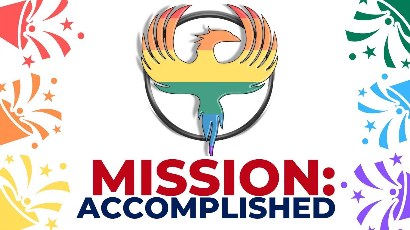 #4: Mission: Accomplished!